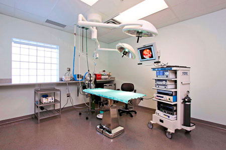 Veterinary Hospital Surgical Room Design