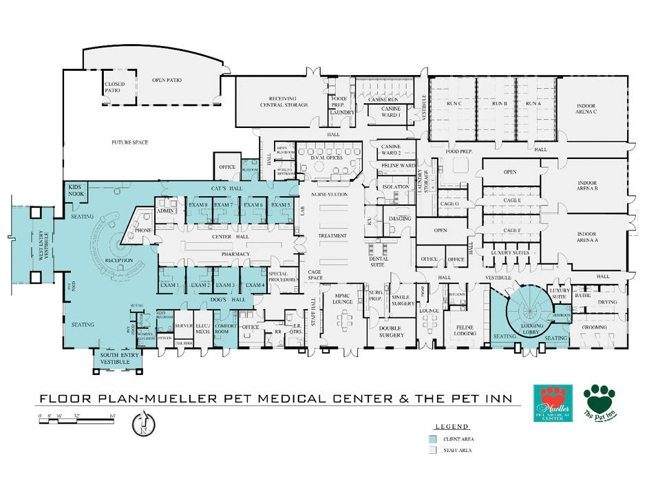 Veterinary Hospital Floor Plans,Hospital.Home Plans Picture Database