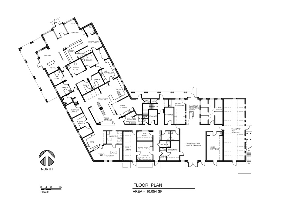 2014 Veterinary Economics Hospital Design People's Choice